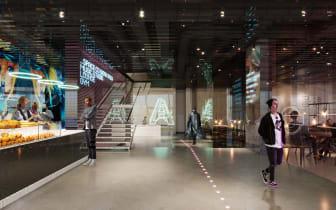 Space - lobby