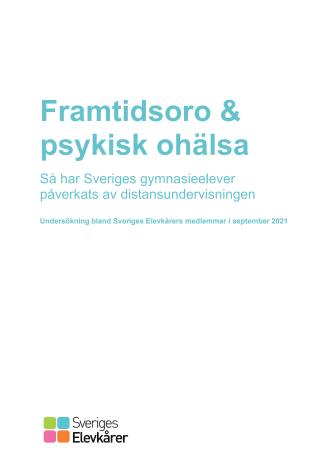 Framtidsoro & psykisk ohälsa - undersökning bland gymnasieelever september 2021.pdf