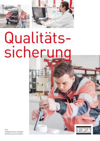 Qualitätssicherung – TPA Gesellschaft für Qualitätssicherung und Innovation
