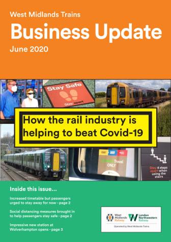 West Midlands Trains Business Update - June 2020
