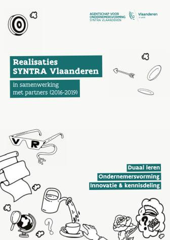 Realisaties SYNTRA Vlaanderen 2016 - 2019