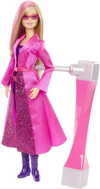 Barbie Das Agententeam - Barbie als Geheimagentin