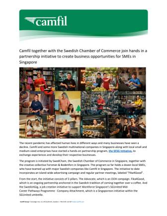 Press Release - Camfil & SwedCham Singapore.pdf