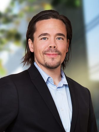 Tobias Uppström, CSO