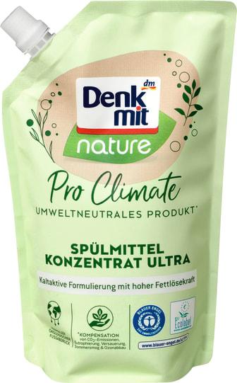Denkmit Pro Climate Spülmittel Konzentrat Ultra nature