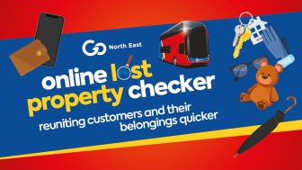 Go North East launches online lost property tool to reunite belongings with customers quicker