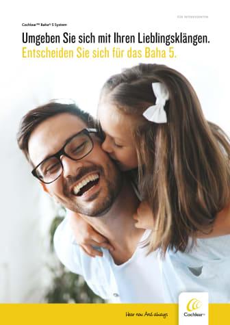 Cochlear™ Baha® 5 System (Knochenleitungsimplantatsystem)