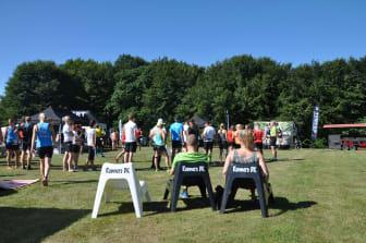 8 Timers Trail Challenge, arrangeret af Runners DK, var tidligt udsolgt