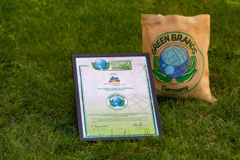 GREEN BRANDS: Auszeichnung für das Unternehmen dm-drogerie markt 2021/22