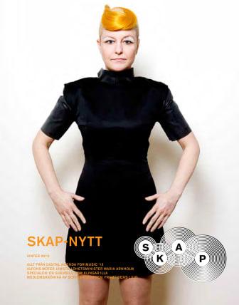 SKAP-Nytt Vintern 2013