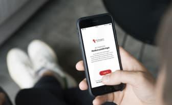 App för överlåtelse av bostadsrätter, Riksbyggen