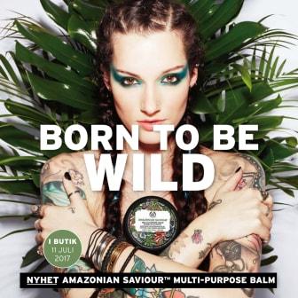 Born to be wild - nya Amazonian Saviour™ Multi-Purpose Balm