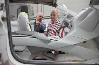 Ford visar koncept på ny global SUV på Detroit Motorshow 2011 - Ford Vertrek, bild 11
