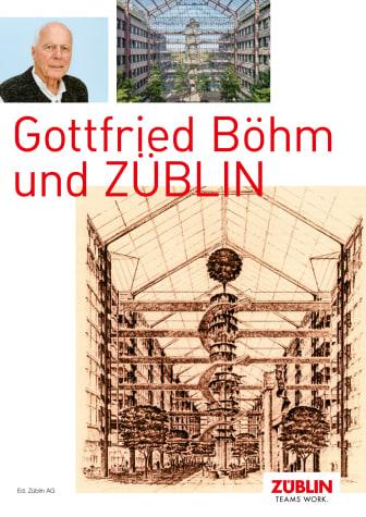 Gottfried Böhm und ZÜBLIN