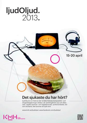 Affisch LjudoLjud