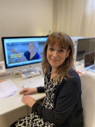 Maria Donis, VD, Svensk Fågel
