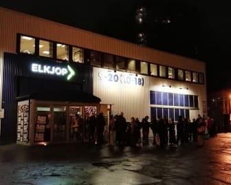 Black Friday, Carl Berner i Oslo