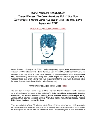 Diane Warren - album - engelsk pressrelease.pdf