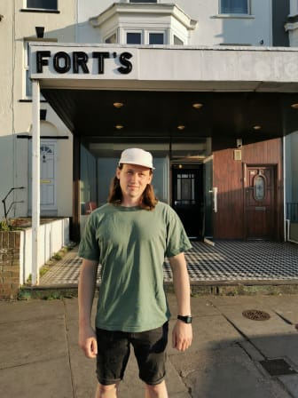 Will Pitts Forts Cafe