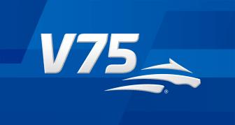 V75 logga