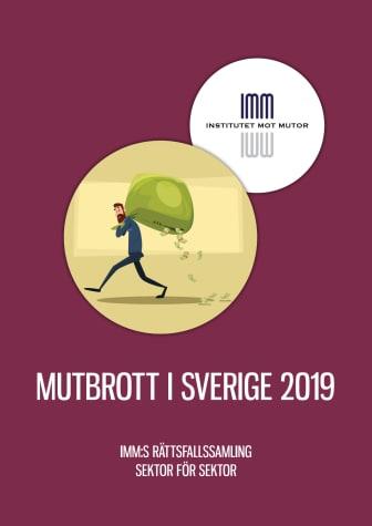 Mutbrott i Sverige 2019