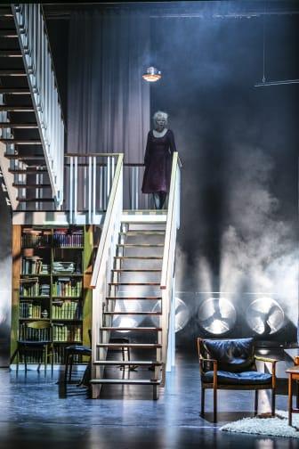 """Edward Albees """"Vem är rädd för Virginia Woolf?"""" – Örebro Teater 2021"""
