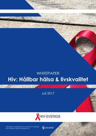 Skillnader i hälsa kan förebyggas enligt ny rapport från Hiv-Sverige