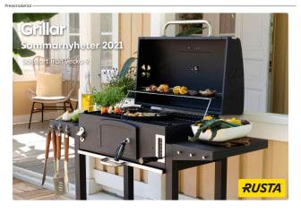 Pressmaterial Grill - Sommar 2021