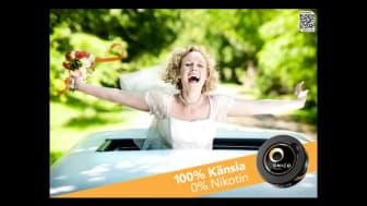 Ny radioreklam för Onico
