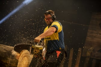 Calle Svadling, Hot Saw, Four Nations Cup 2020