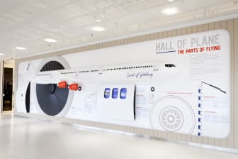 Hall of Plane- The Parts of Flying