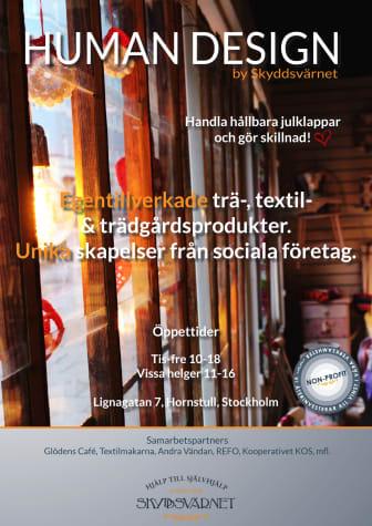 Human Design by Skyddsvärnet - Bästa julklapparna!