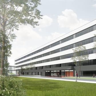Forschungsgebäude Uniklinikum Jena