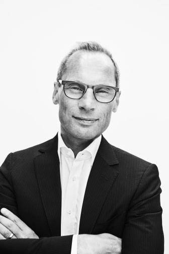 Staffan Hansén, vd SPP Fotograf: Erik Lindvall, Guringo
