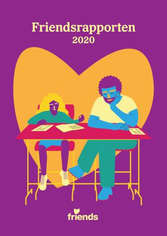 Friendsrapporten 2020: Majoriteten av barn och unga saknar inflytande över trygghetsarbetet i skolan!