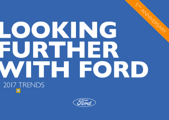 Looking Further with Ford - Global Trend Report 2017