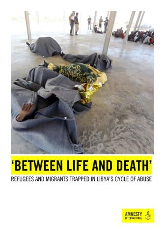 Libyen - nya avslöjanden kring hur flyktingar och migranter utsätts för övergrepp