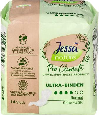 Jessa Pro Climate Ultra-Binden nature
