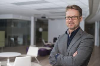 Karl Fredrik Lund, Leder for Telia Privat.