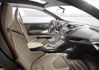 Ford visar koncept på ny global SUV på Detroit Motorshow 2011 - Ford Vertrek, bild 9