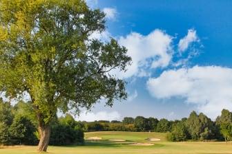Golfer-Highlight: Das neue Signature Hole ´Lowie´s Corner`.
