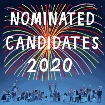 Art work of the nomination list 2020