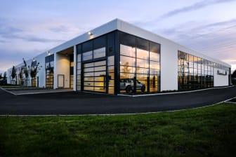 Åpnet Bavariakvartal til 300 millioner kroner