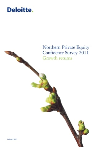 Northern Private Equity Confidence Survey 2011