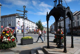 Infrastructure Tow Centres Carrickfergus Town Centre