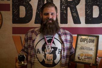 David Eriksson - Sveriges snyggaste skägg 2018