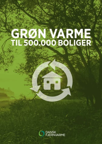 500.000 boliger skal have grøn energi