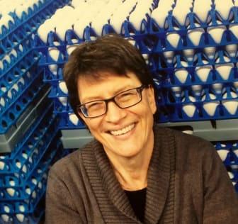 Astrid Lovén Persson, styrelseordförande, branschorganisationen Svenska Ägg