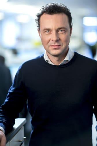 Carl Zeidlitz, trafiksäkerhetsansvarig Motormännen