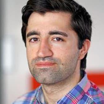 Araz Rawshani, registerhållare för Svenska Hjärt-Lungräddningsregistret och forskare vid Göteborgs universitet